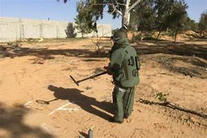 50 Libyan explosive ordinance disposal personnel reach ...