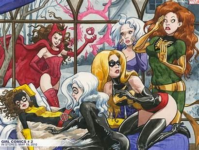 Marvel Femme Femmes Fatales Dinding Fanpop Endgame
