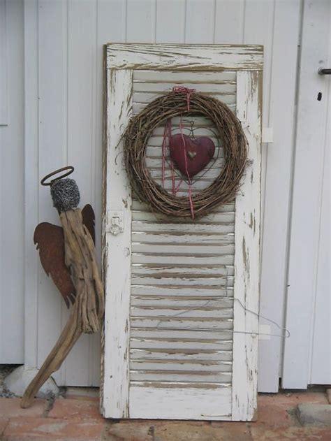 Fensterläden Holz Deko by Fensterladen Deko Home Ideen