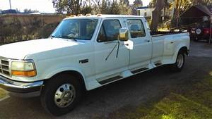 1994 Ford F350 Crew Cab Dually Truck