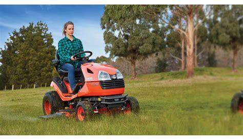 Kubota Ride on Mowers - Total Ag Solutions