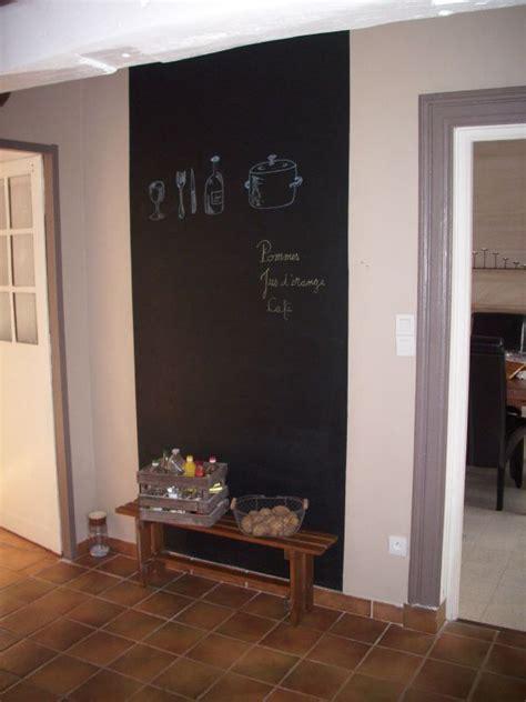 mur ardoise cuisine nouvelle cuisine le début de l 39 aventure