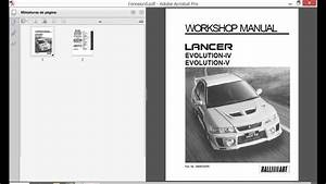 Mitsubishi Lancer Evolution Iv And V