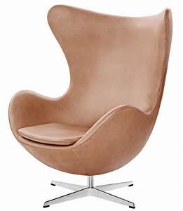 Fritz Hansen Egg Chair : egg easy chair leather ~ Orissabook.com Haus und Dekorationen