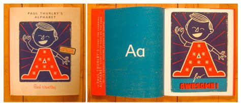 awesome paul thurlby  making  alphabet  publishing perspectives