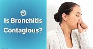 Is Bronchitis Contagious? Environmental Tobacco Smoke