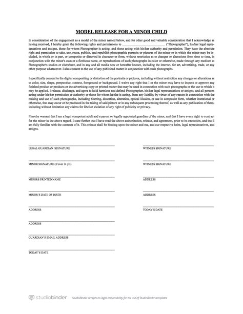 pin  studiobinder  photography photography contract