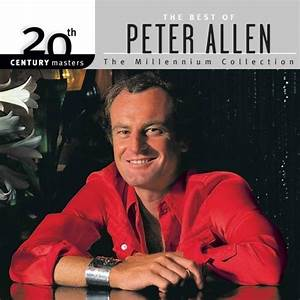peter allen CD Covers