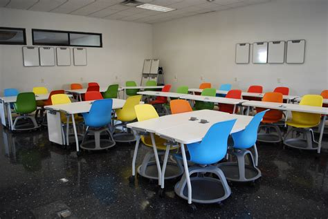 researchers recommend features of classroom design to