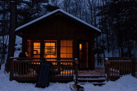 5 cozy cabins for glampers   Parks Blog