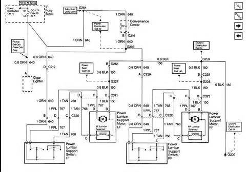 Chevy Power Seat Wiring Diagram by I Need A Wiring Diagram For The Power Seats For A 1992