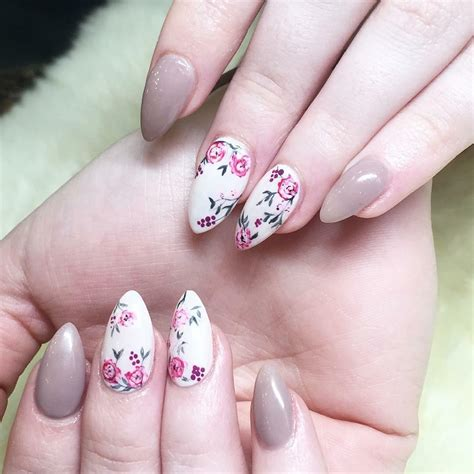 flower nail designs 27 floral nail designs ideas design trends
