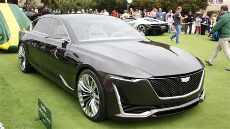 2016 cadillac escala top speed