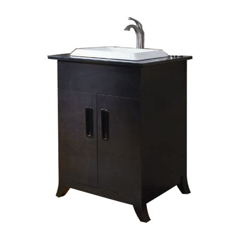 kohler vanity sink top shop allen roth single sink bathroom vanity with top