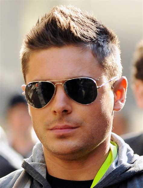 Most Famous Zac Efron Hairstyles ? Cool Men's Hair