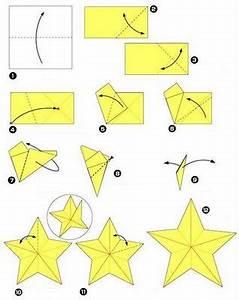 Comment Faire Une étoile En Papier : prof d bora alves dobraduras ~ Nature-et-papiers.com Idées de Décoration
