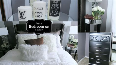 Watch How I Transform My Bedroom- Diy Budget Bedroom