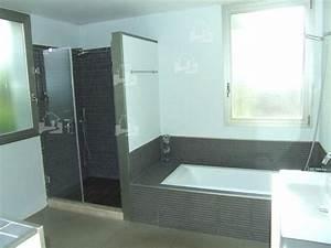 Moderne Badezimmer Mit Dusche Und Badewanne Munhomeideas