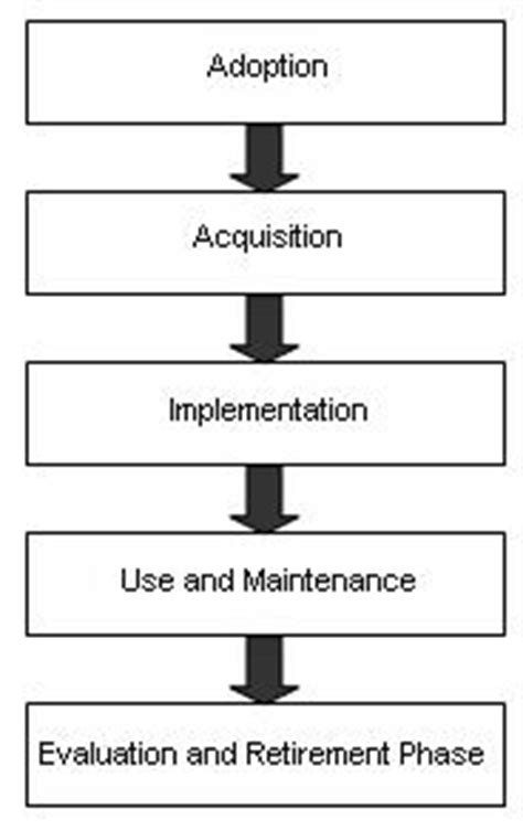 erp implementation life cycle assignment  homework