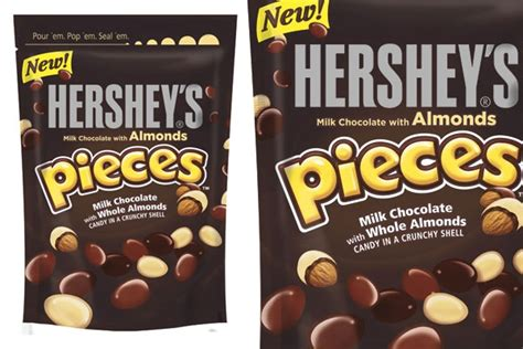 hersheys chocolate unveils   chocolate products