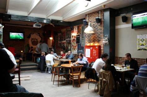 restaurants anglet chambre d amour the bar photo de the great escape lausanne tripadvisor