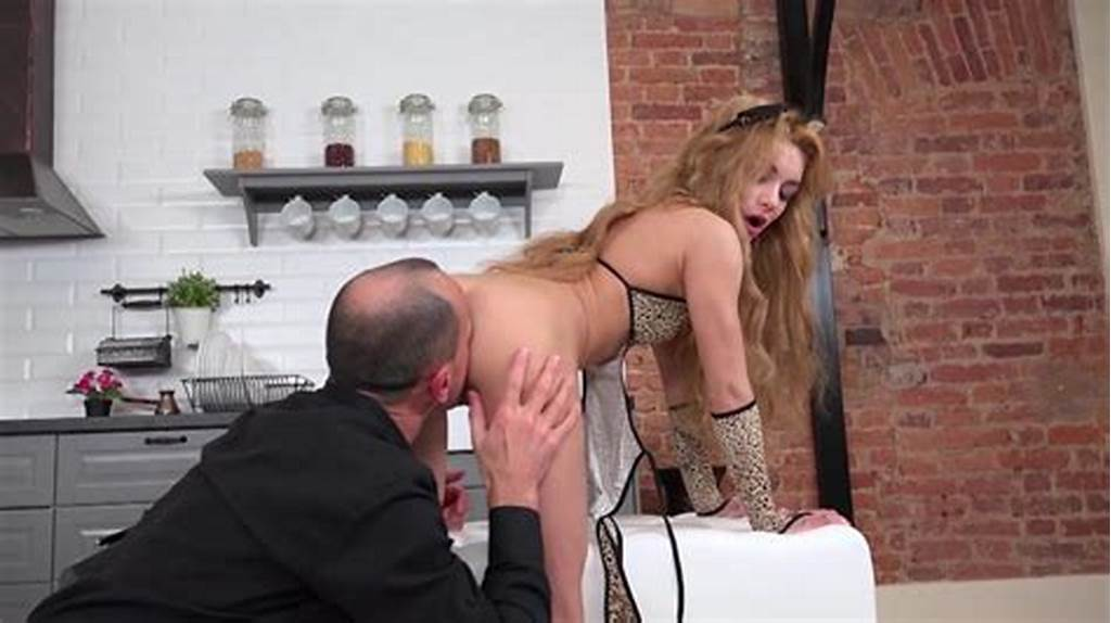 #Blonde #Honey #Takes #Cock #To #A #Whole #New #Level