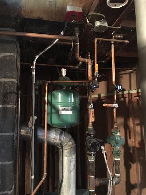 valve water diverter furnace stuck heat oil heating steam doityourself