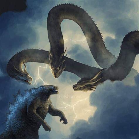 Amazing Godzilla: King of the Monsters art! : GODZILLA