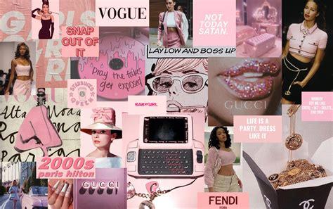 pink aesthetic wallpaper pink wallpaper laptop