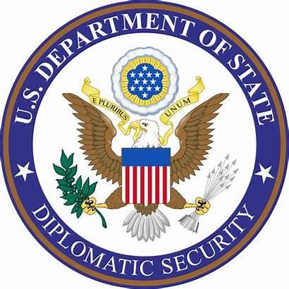 Diplomatic Security Department State Bureau Seal Law