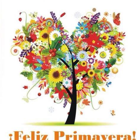 Feliz Día de la Primavera