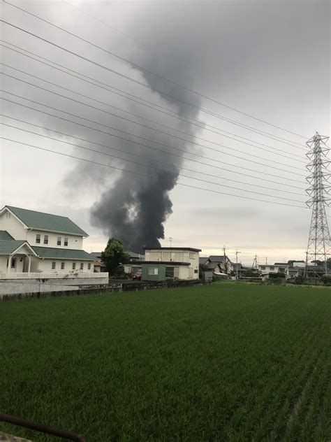 大和 高田 火事