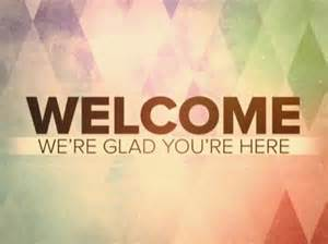 Church Welcome PowerPoint