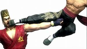 Tekken 6 - Paul Phoenix ending - HD 720p - YouTube