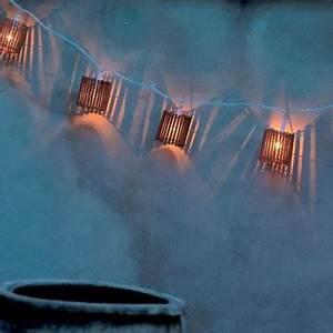 Guirlande Lumineuse Salon : guirlande lumineuse exterieur le blog d co de pure deco ~ Melissatoandfro.com Idées de Décoration
