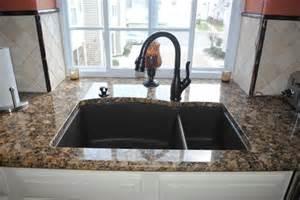 hansgrohe metro kitchen faucet blanco silgranite sink rubbed bronze finish faucet