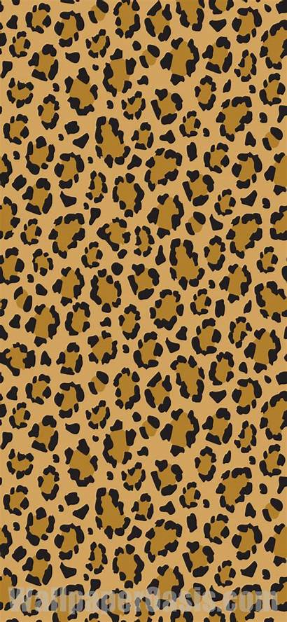 Leopard Iphone Cheetah Background Glitter Grunge Gold