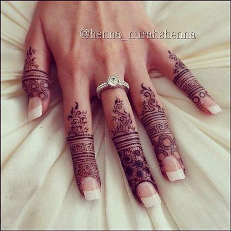 fingers mehndi design  beauty makeup tips jigartv