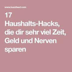 Hacks Haushalt by 17 Haushalts Hacks Die Dir Viel Zeit Geld Und Nerven