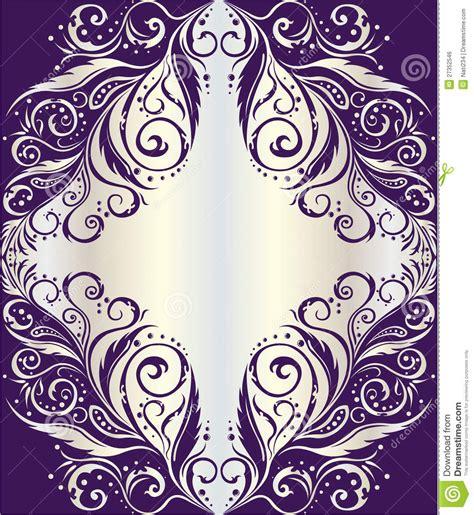 Silver And Purple Wallpaper Wallpapersafari