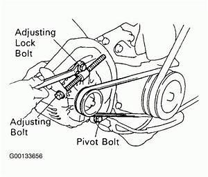 1994 Toyota Camry Serpentine Belt Diagram