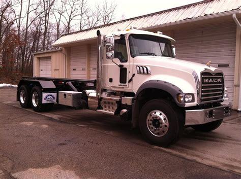 mack granite gu713 garbage trucks for sale used trucks on