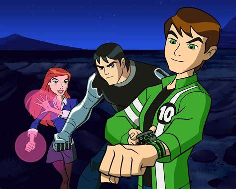Ben 10 Alien Force The Cartoon Network Wiki Fandom