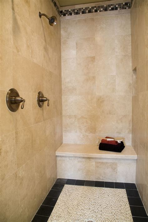 36 best Doorless Shower images on Pinterest   Bathroom