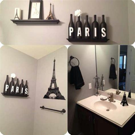 ideas  spruce   paris themed bathroom decor home
