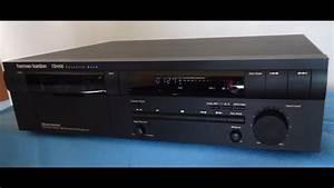 Harman Kardon Td4400 Cassette Deck