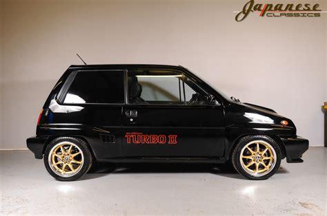japanese classics  honda city turbo ii