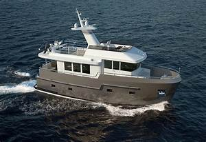 Bering 50 New Expedition Yacht
