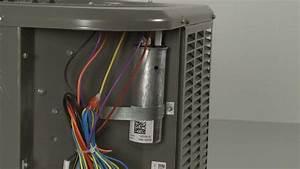 Lennox Air Conditioner Condensing Unit Run Capacitor