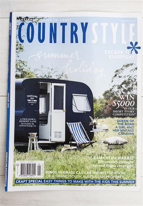 Country Style Magazine  Kara Rosenlund